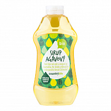 COUNTRY LIFE BIO Sirup agávový 874ml